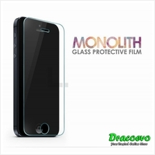 L.LA Monolith Tempered Glass Screen Protector For iPhone 4 4S