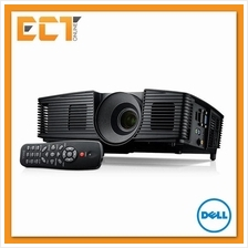 Dell 1450 XGA (1024 x 768) Native Resolution 3D DLP Projector (Black)