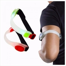 2 Modes LED Armband Safety Warning Light for Running / Jogging / Cycling Bicyc