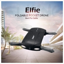 JJRC H37 ELFIE Foldable G-sensor WIFI FPV Mini Selfie Drone +3 battery