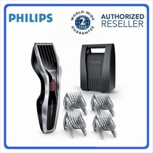 Philips Hair Clipper HC5440/83 5000 Rechargeable Cordless 3 Beard Comb