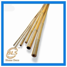NATURAL DRIED BAMBOO STICK LENGTH 220 CM DIAMETER 4 CM