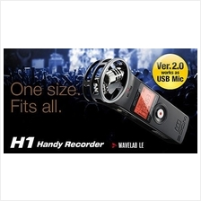 Original Zoom H1 Ultra-Portable Digital Audio handy Recorder - rdy stk