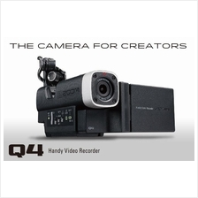 Original Zoom Q4 Handy Video Recorder - 1 year warranty