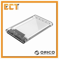 ORICO 2.5 inch Transparent SATA USB3.0 Hard Drive Enclosure (2139U3)