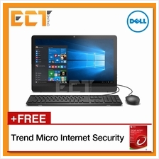Dell Inspiron 22 (3263T) AIO Desktop PC (i3-6100U 2.30Ghz,1TB,4GB,22FHD Touch