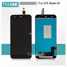 Ori Zte Blade X5 Lcd + Touch Screen Digitizer Sparepart Repair