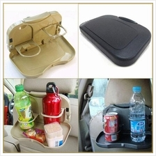 Car Food Tray Or Snack Dinner Tray Foldable Multi Purpose Tray