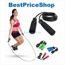 High Speed PVC Cord Skipping Rope Jumping Fast Slimming Burn Fat