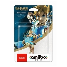 Amiibo Link (Archer) [Breath of the Wild] (The Legend of Zelda series)