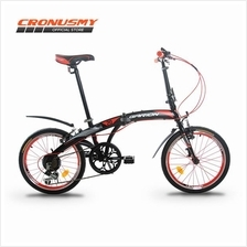 Garion G2019-BC 20' Folding Bike Foldie Foldable with Shimano 6 Speed