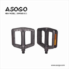 Asogo Bicycle Pedal (Plastic+Steel) for 1/2 1399365-BCS