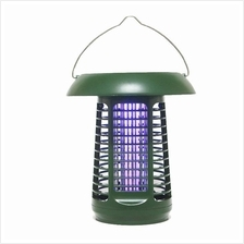 Solar Powered Mosquitoes Equalizer Killer With Solar Light