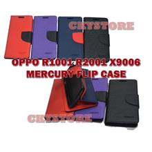 OPPO Find 7 7A X9006 Mercury Standable Flip Case
