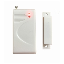 Wireless Door Window Gap Magnet Sensor Detector Alarm 433MHz