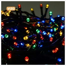 100 LED Outdoor Solar Powered String Light Garden Christmas Party Lamp