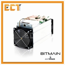 (Ready Stock) ANTMINER S9 13.5TH/s World's Most Efficient ASIC Miner with APW3