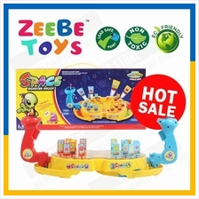 ZEEBE Space Monster Shooter Battle Game Family Interactive Toys