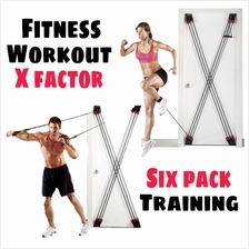 Weider X-Factor Total-Body Training System Door Home Gym Six Pack Gym
