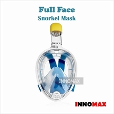 Imfit Full Face Snorkel Mask