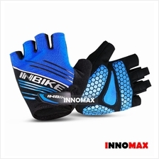Bicycle Unisex Sports Glove Half Finger Anti Slip