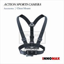 Action Sports Camera Chest Mount