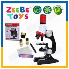 ZEEBE Science Kits for Kids Microscope for Beginner 1200x Magnificatio