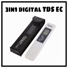 3in1 Digital TDS EC Temp Water Tester Quality Purify Water Tester