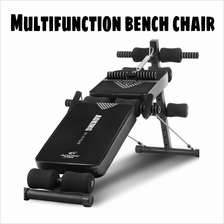 Multifunction Bench Chair Sit Up Bench Chair Six Pack ABS Gym Fitness