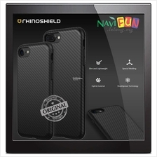 ★ RhinoShield SolidSuit Carbon Fiber Case iPhone 7 / 7 Plus