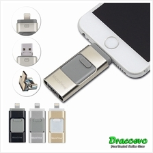 3 in 1 iFlash i-Flash Drive HD U-Disk Apple Android PC 32GB