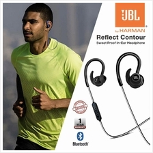 JBL Reflect Contour Secure Fit Wireless Bluetooth Sports Headphones