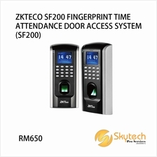 ZKTECO Fingerprint Attendance Door Access System