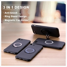 VIVO V5 V5S Plus Y53 IFACE Magnetic FINGER Ring Holder Stand Case