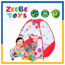 ZEEBE Tent Portable Foldable Kids Children House Play Outdoor Indoor