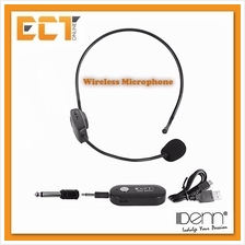 DENN DM-200U Mono UHF Wireless Microphone
