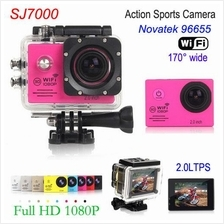 SJ7000 Action Camera 2' LCD Wifi Sports Cam Go Pro SJ4000 upgraded