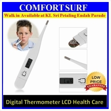 Portable LCD Digital Thermometer Baby Child Adult Body Heat Temperatur