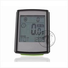 Wireless Cycling Meter with Cadence (Large Screen with Backlight)