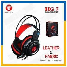 Fantech Visage HG7 Chroma Lighting Wired Microphone Gaming Headset