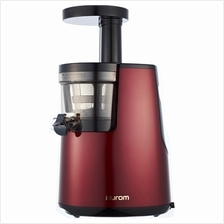 (IMPORT) Hurom HU600WN Slow Juicer (Red)