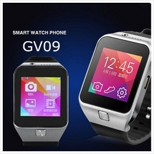 "GV09 1.55"" Touch 1.3MP Smart Watch Silver"