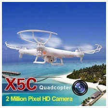 Syma X5C Explorers 6 Axis 2.4G 4CH RC Quadcopter With HD Camera