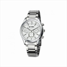 EYKI EET8581 Ladies Stainless Steel Watch Silver White