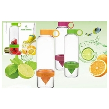 Juice Source Creative Portable Lemonade Water Bottle
