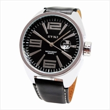 Eyki E-Times Eet8268 Brown Date Leather