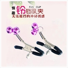 NIPPLE CLAMPS WITH BELL