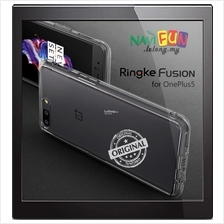 ★ Ringke Fusion PC Back TPU Bumper case for OnePlus 5 One Plus