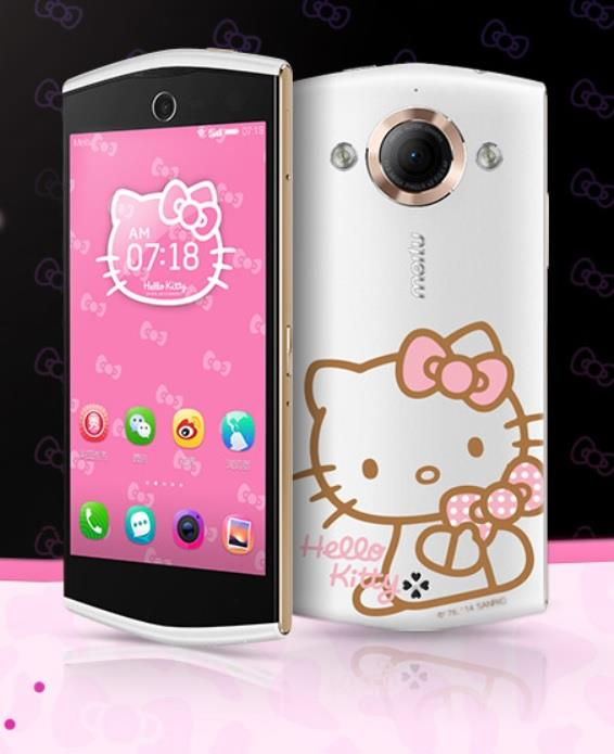 Meitu 2 Hello Kitty Edition 13-megapixel Front-Facing Camera