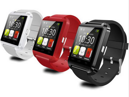 U8 Uwatch Bluetooth Touch Screen SmartWatch Android USB